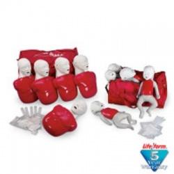 BASIC BUDDY CLASSROOM PACK - 5 ADULTS & 5 INFANTS