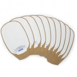 Electrode Peel-Off Pads - Medtronic Physio-Control Style