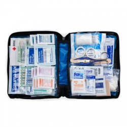 ALL PURPOSE FIRST AID KIT, SOFT BAG, 312 PIECES - LARGE Case of 4 @ $21.60 ea.