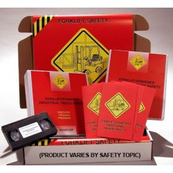 Driving Safety Safety Meeting Kit (Video)