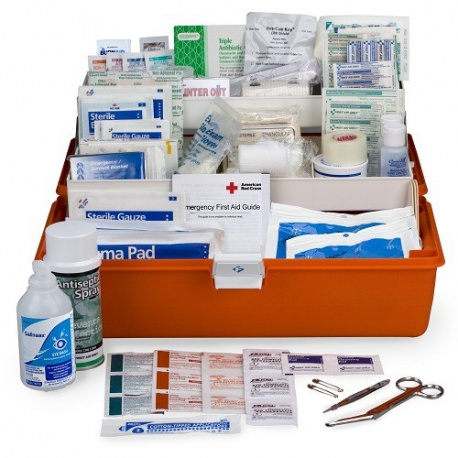 269 Piece First Aid Response Kit