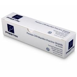 Prestan CPR Practice Shields - Box/Roll of 36