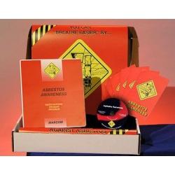 Asbestos Awareness Regulatory Compliance Kit (DVD)
