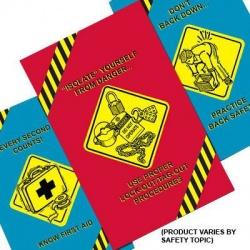 Asbestos Awareness Poster