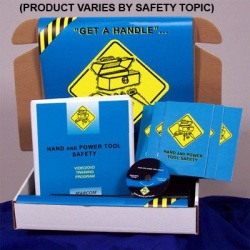Driving Safety Safety Meeting Kit (DVD)