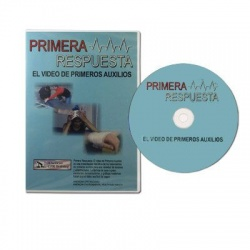 AEHS First Response: the First Aid Video, Spanish (DVD)