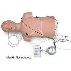Arrhythmia Simulator Box w/ Adjustable Heart Rate