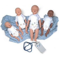 CPR Premie Infant Basic w/ Electronics and Carry Bag