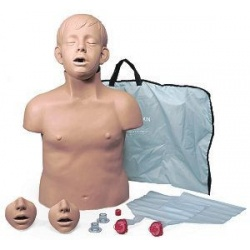 Brad Jr. CPR Training Manikin with Carry Bag