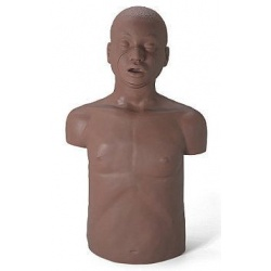 David African American Adult CPR Training Manikin