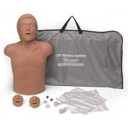 Helal Arabian CPR Training Manikin with Bag