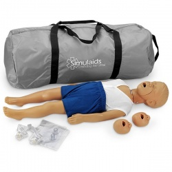 Kyle™ 3-Year-Old CPR Manikin - Caucasian