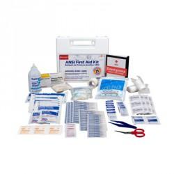 25 Person, 105 piece bulk ANSI kit, plastic case
