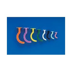 Oral Airway  1 Set of 6 in an assortment of sizes.