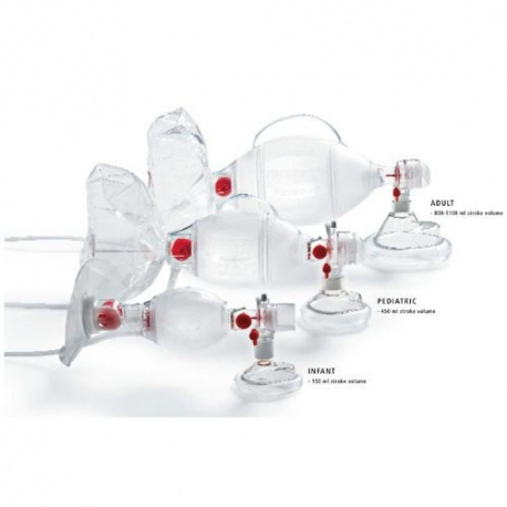 Ambu® Spur® II Disposable Rescusitator- infant
