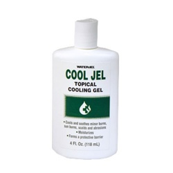 Water Jel® Cool Jel burn relief, 4 oz.