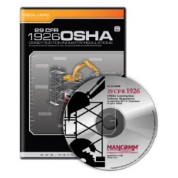 1926 OSHA Construction Industry  CD-ROM 3-Year Update