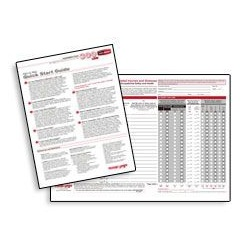 Cal/OSHA 300 Log - Package of 25