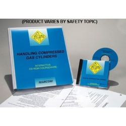 Complete 40 Hour HAZWOPER Training Series CD-ROM Pack