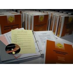 HAZWOPER Emergency Response: HAZMAT Technician CD-ROM