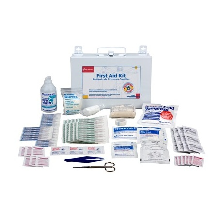 25 Person Bulk First Aid Kit w/Rescue Breather™