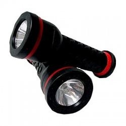 Lumilite Zeon Rubber Heavy Duty Flashlight
