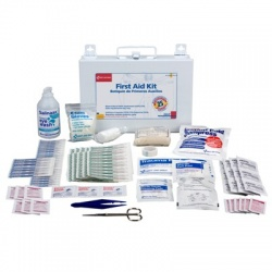 25 Person Bulk First Aid Kit w/Rescue Breather™/Case of 6 $36.10 ea.
