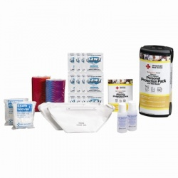 Deluxe Germ Guard Personal Protection Pack With N95 Mask