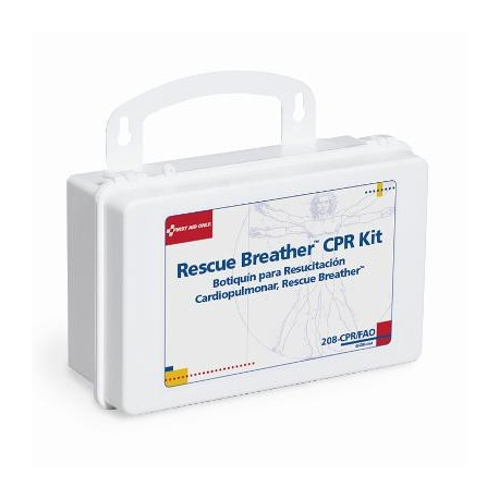 4 Person CPR Kit - plastic