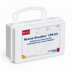 4 Person CPR Kit - plastic/Case of 20 @ $23.00 ea.