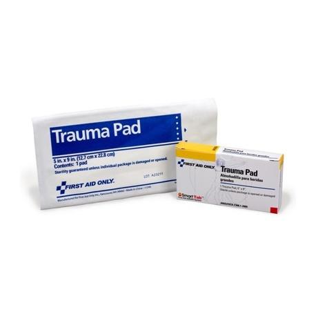 """Trauma Pad, 5""""x9"""" - 1 per box/Case of 6 @ $0.98 ea."""