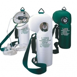 Life® O2 Oxygen Unit, 6 & 12 LPM