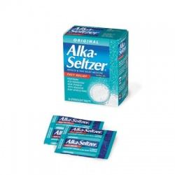 Alka Seltzer®, 2 per pack - 72 per box