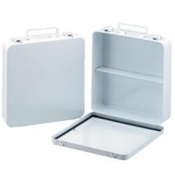 24 Unit, 1 Shelf, Hinged w/Gasket, horizontal - 1 each