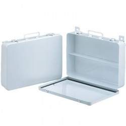 36 Unit, 1 Shelf, Hinged w/Gasket, horizontal - 1 each
