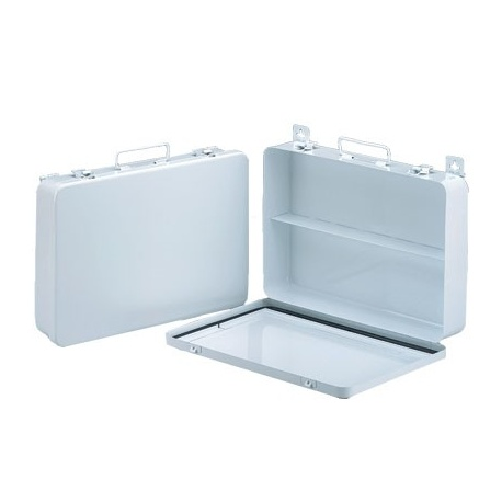 36 Unit, 1 Shelf, Hinged w/Gasket, horizontal - 1 each