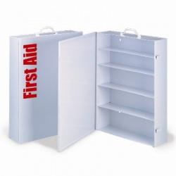 5 Shelf Industrial Cabinet w/Swing Out Door