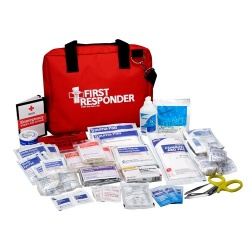 120 Piece First Responder Kit