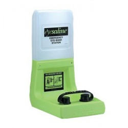 Eyesaline® Flash Flood emergency eye wash station