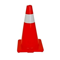 "19"" Orange Traffic Cones"