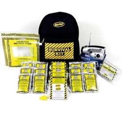 Economy Emergency Kit - 2 Person - Backpack