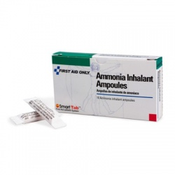 Ammonia inhalant - 10 per single unit box
