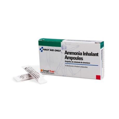 Ammonia inhalant - 10 per single unit box