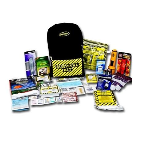 Deluxe Emergency Kit- 1 Person  - Back Pack Kit