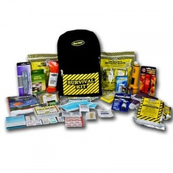 Deluxe Emergency Kit- 2 Person  - Back Pack Kit