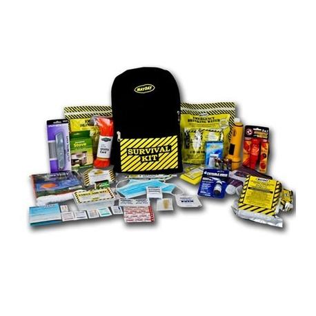 Deluxe Emergency Kit- 2 Person  - Back Pack Kit