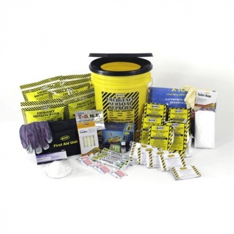 Deluxe Office Emergency Kit–5 Person