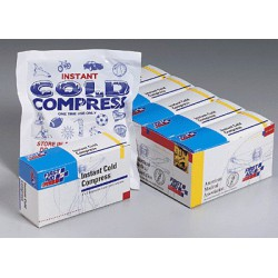 "4""x5"" Instant cold compress, 5 bx"
