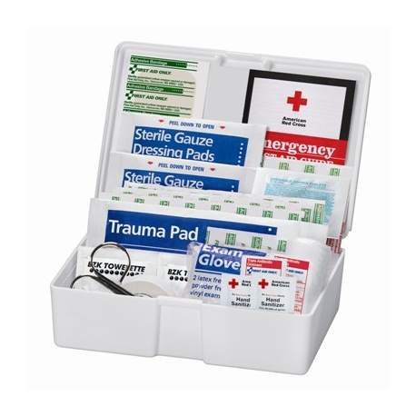 American Red Cross Personal First Aid Kit Medium - 43 Piece