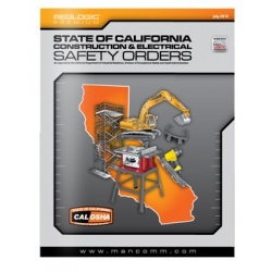 Cal/OSHA Construction Industry Safety Orders Book 5 Year Update Service